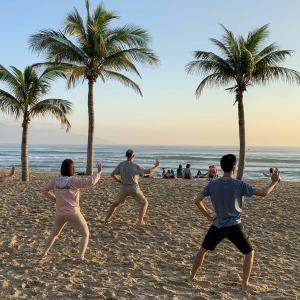 Qigong Beach